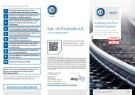 Ausbildung zum Eisenbahnfahrzeugführer - TÜV Süd