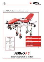 FERNO F 2 Das preiswerte Roll-In-System - FERNO ...