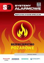 Wydanie specjalne: Bezpieczeństwo pożarowe