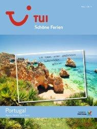 TUI - Schöne Ferien: Portugal - Sommer 2011 - tui.com - Onlinekatalog