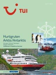 TUI - Hurtigruten: Arktis, Antarktis - 2011/2012 - tui.com - Onlinekatalog