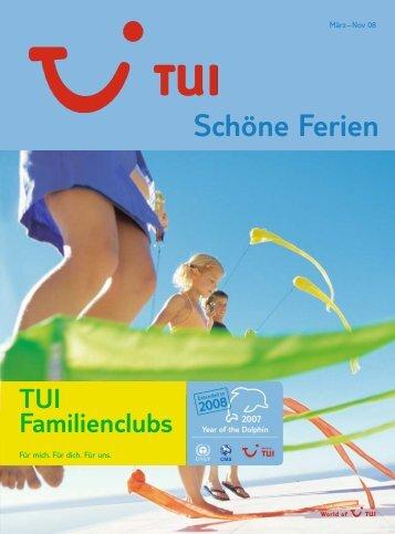TUI - Schöne Ferien - tui.com - Onlinekatalog