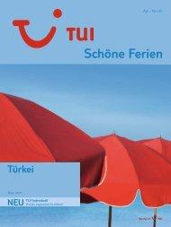 TUI - Schöne Ferien: Türkei - Sommer 2009 - tui.com - Onlinekatalog