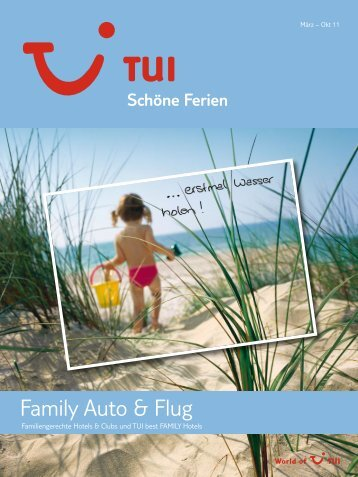 TUI best FAMILY Hotels - tui.com - Onlinekatalog