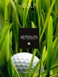 AIRTOURS - Golf - Winter 2010/2011 - tui.com - Onlinekatalog