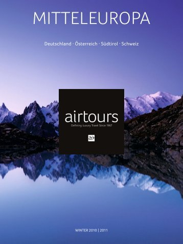 AIRTOURS - tui.com - Onlinekatalog