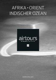 AIRTOURS - Preisteil - Winter 2010/2011 - tui.com - Onlinekatalog