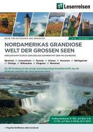 nordamerikas grandiose welt der grossen seen - Tiroler Tageszeitung