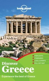 Discover Greece - Lonely Planet