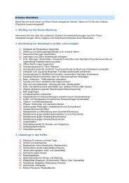 Urlaubs-Checkliste Damit Sie sich auch schon vor Ihrem ... - TUI.at
