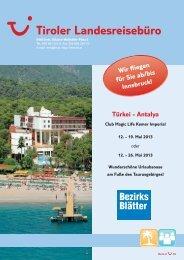Angebot im Detail - TUI ReiseCenter