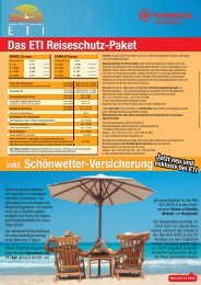 ETI_Schlechtwetter 2010-11.indd - TUI ReiseCenter