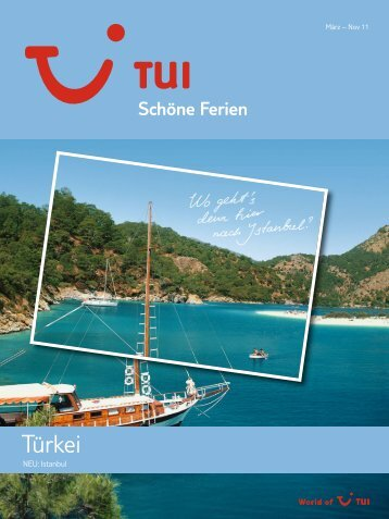 Katalog als PDF downloaden - TUI.at
