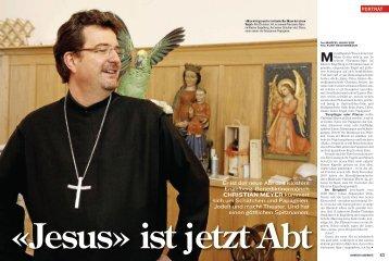 Jesus» ist jetzt Abt