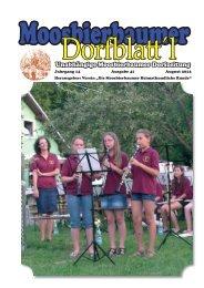 Unabhängige Moosbierbaumer Dorfzeitung ... - tullnerfeld-info