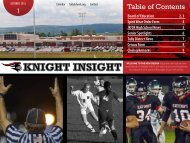 1 Table of Contents - Tully School District