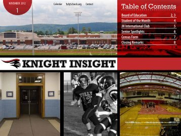 Knight Insight November 2012 - Tully School District