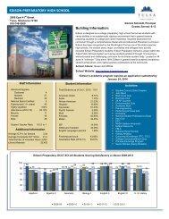 Edison Preparatory - Tulsa Public Schools