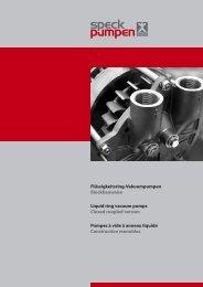 Katalog Vakuumblockpumpen - Tuma Pumpensysteme GmbH.