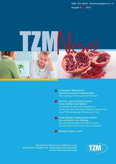 pdf Datei zum Downloaden. - Tumorzentrum-muenchen.de