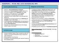 Ipilimumab - Tumorzentrum - Universitätsklinikum Erlangen