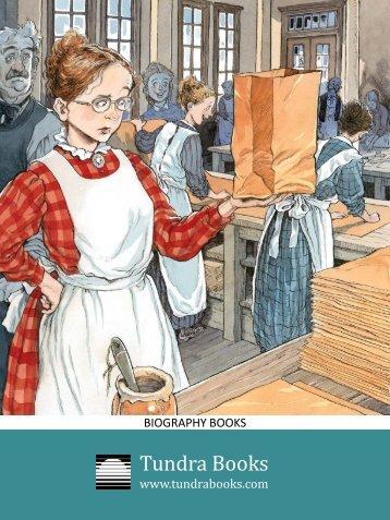 BiographyBooks - Tundra Books
