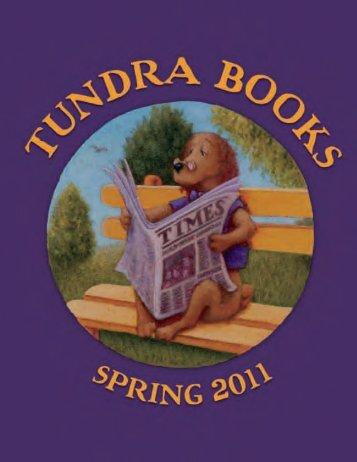 Spring 2011 - Tundra Books