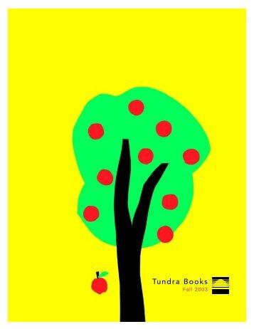 Tundra Fall 2003 INSIDE - Tundra Books