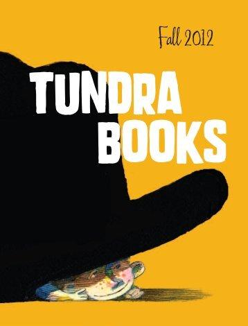 Fall 2012 - Tundra Books