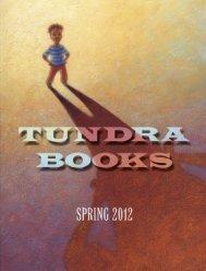 Spring 2012 - Tundra Books
