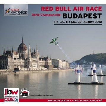 BUDAPEST - Landesinnung Bau