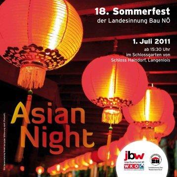 18. Sommerfest