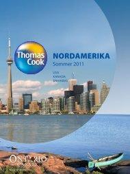 THOMAS COOK - Nordamerika - Sommer 2011 - Naples, Marco ...