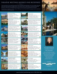 Properties & Services Listing Sheet - Naples, Marco Island ...