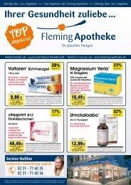 10% - Fleming Apotheke
