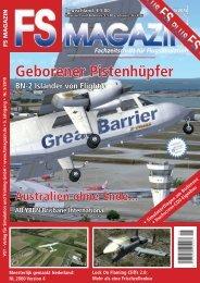Airports in, aus und für Polen - FS Magazin