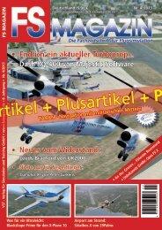 Kostenloser Plusartikel - FS Magazin