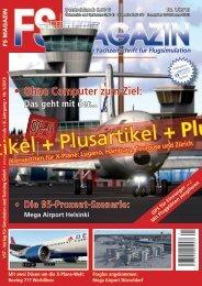 Plusartikel + Plusartikel + Plus - FS Magazin