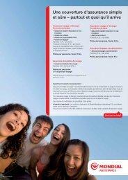 Une couverture d'assurance simple et sûre – partout ... - TravelWorks