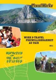WORK & TRAVEL FREIWILLIGENARBEIT AU PAIR LTE - TravelWorks