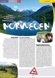 Farmarbeit Norwegen - TravelWorks
