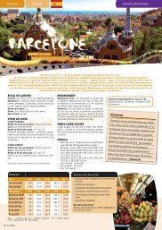 Barcelone - TravelWorks