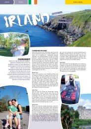 Farmarbeit Irland - TravelWorks