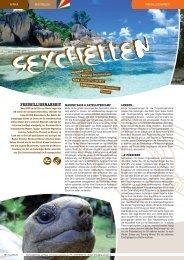 Freiwilligenarbeit Seychellen - TravelWorks