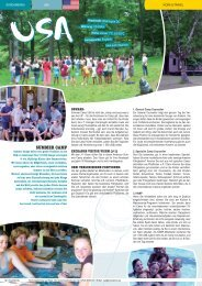Summer Camp USA - TravelWorks