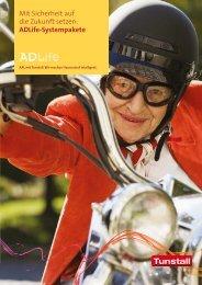 ADLife-Systempakete - Tunstall GmbH