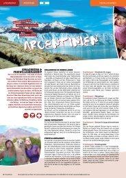 Argentinien (PDF) - TravelWorks