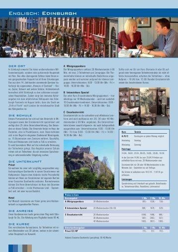 Gesamtübersicht - TravelWorks