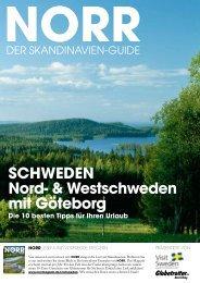 SCHWEDEN Nord- & Westschweden mit Göteborg