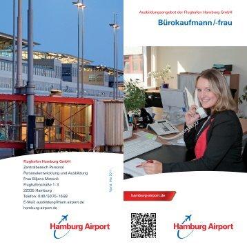 Bürokaufmann /-frau - Hamburg